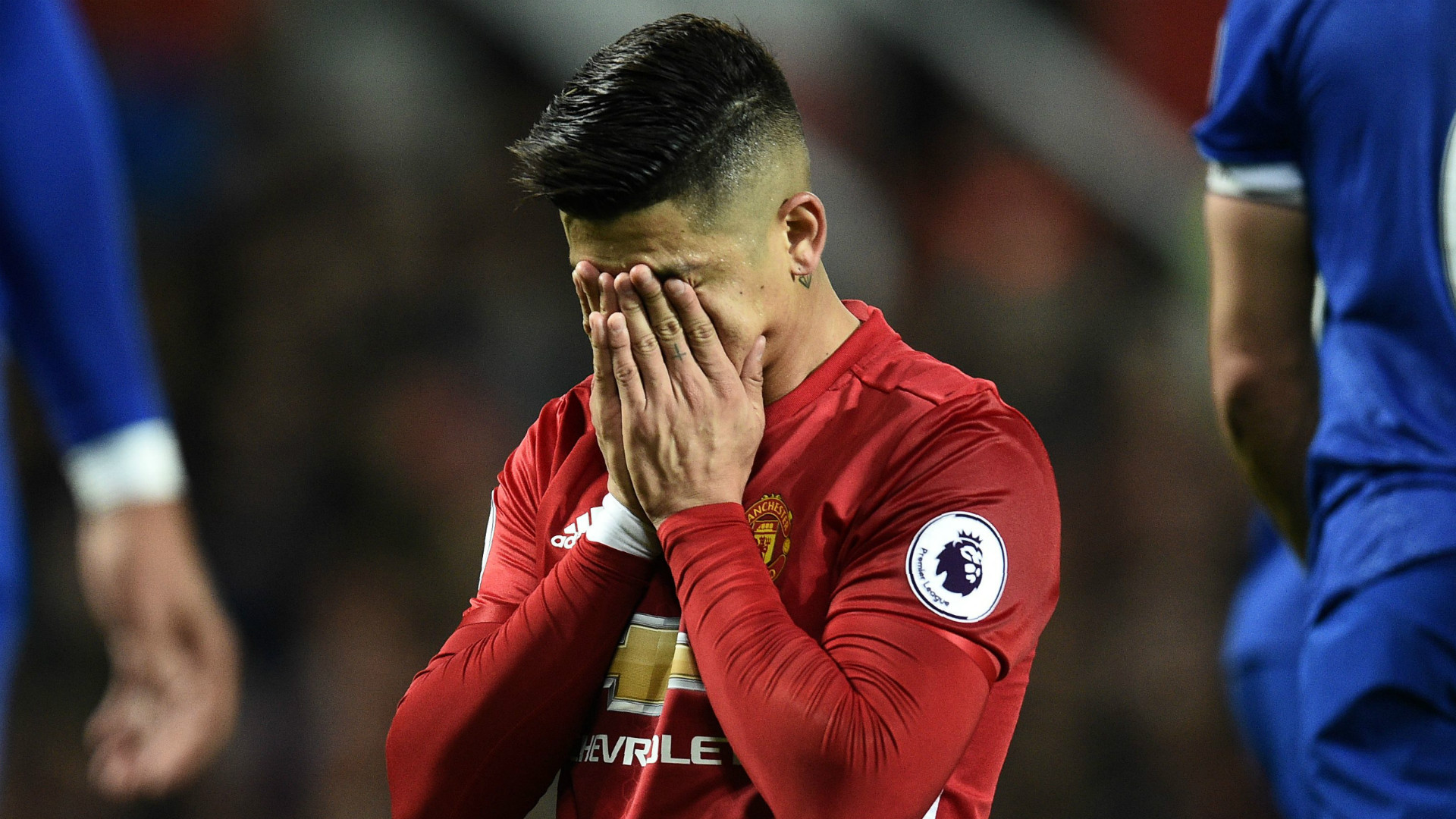 Worst PL Team of the Week Marcos Rojo