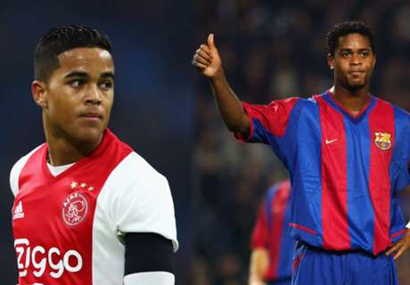 Can Justin Kluivert emulate his famous father?