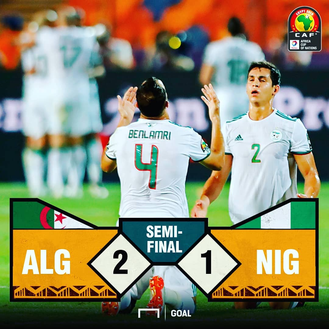 In-Depth: How Algeria's late strike knocked out Nigeria