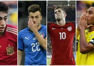 """""""Ma što ću igrati za Hrvatsku, Meksiko, Maroko, Srbiju..., idem ja k ovima koji će izboriti SP"""", rekli su mnogi... i većina se gadno prevarila! Goal otkriva koji su nogometaši mogli birati reprezentaciju, i iz perspektive SP-a u Rusiji - gadno se preva..."""