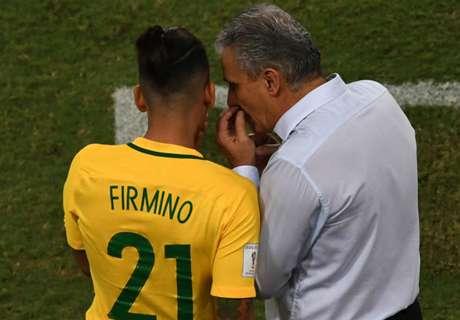 Understudy Firmino can still star for Brazil