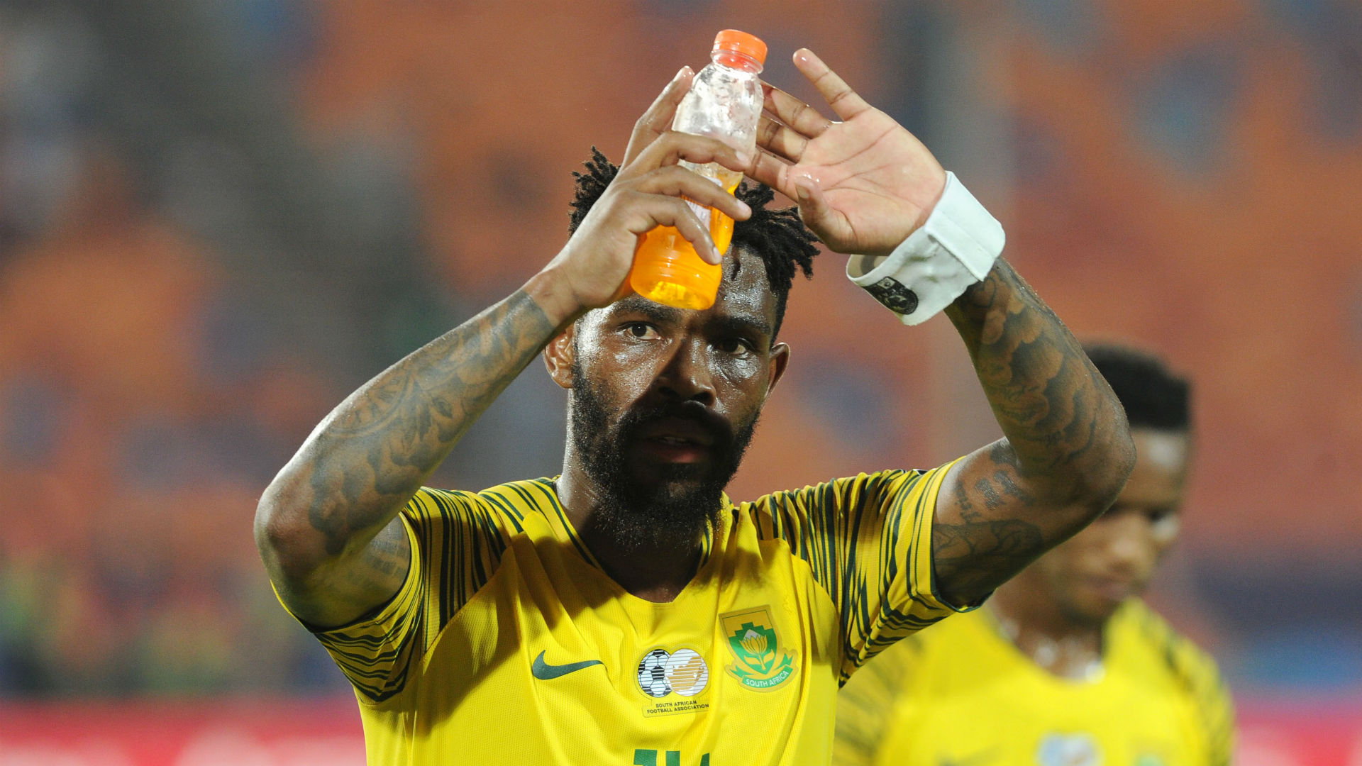 Afcon 2019: South Africa captain Hlatshwayo laments 'soft goals' conceded against Nigeria