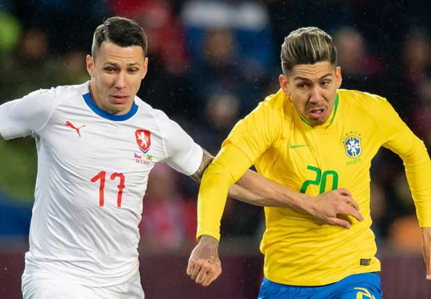 Firmino & Jesus strike as Brazil come from behind