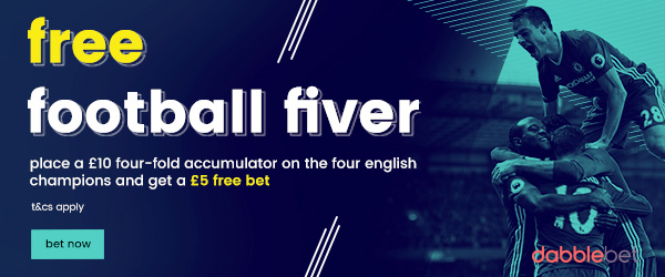 GFX FOOTBALL FIVE FOLD