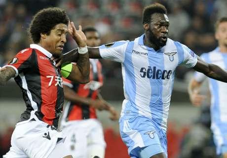 Nice mal payé face à la Lazio