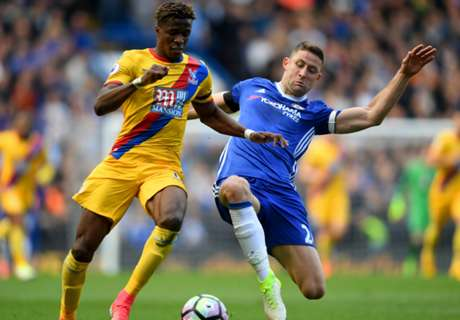 Premier League: Chelsea 1-2 Palace