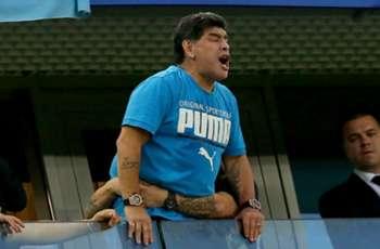 'Even Tonga could beat us' - Maradona slams Argentina after Copa America defeat