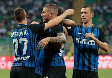 Inter Bantai Udinese