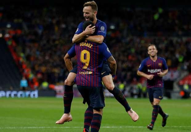Tottenham-Barça 2-4, un Barça friable en défense, mais spectaculaire en attaque s