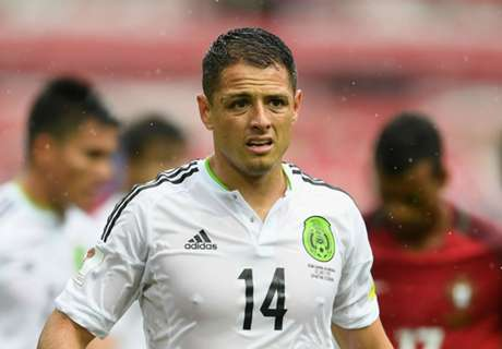 Where fourth leaves El Tri after Confeds