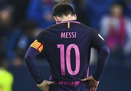 Bas Dost empata con Messi