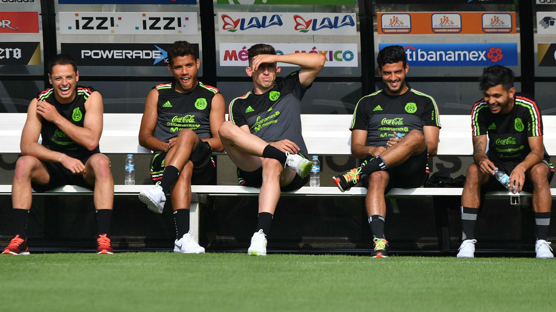 El 'Tri' ya entrena con equipo completo para juego ante Honduras