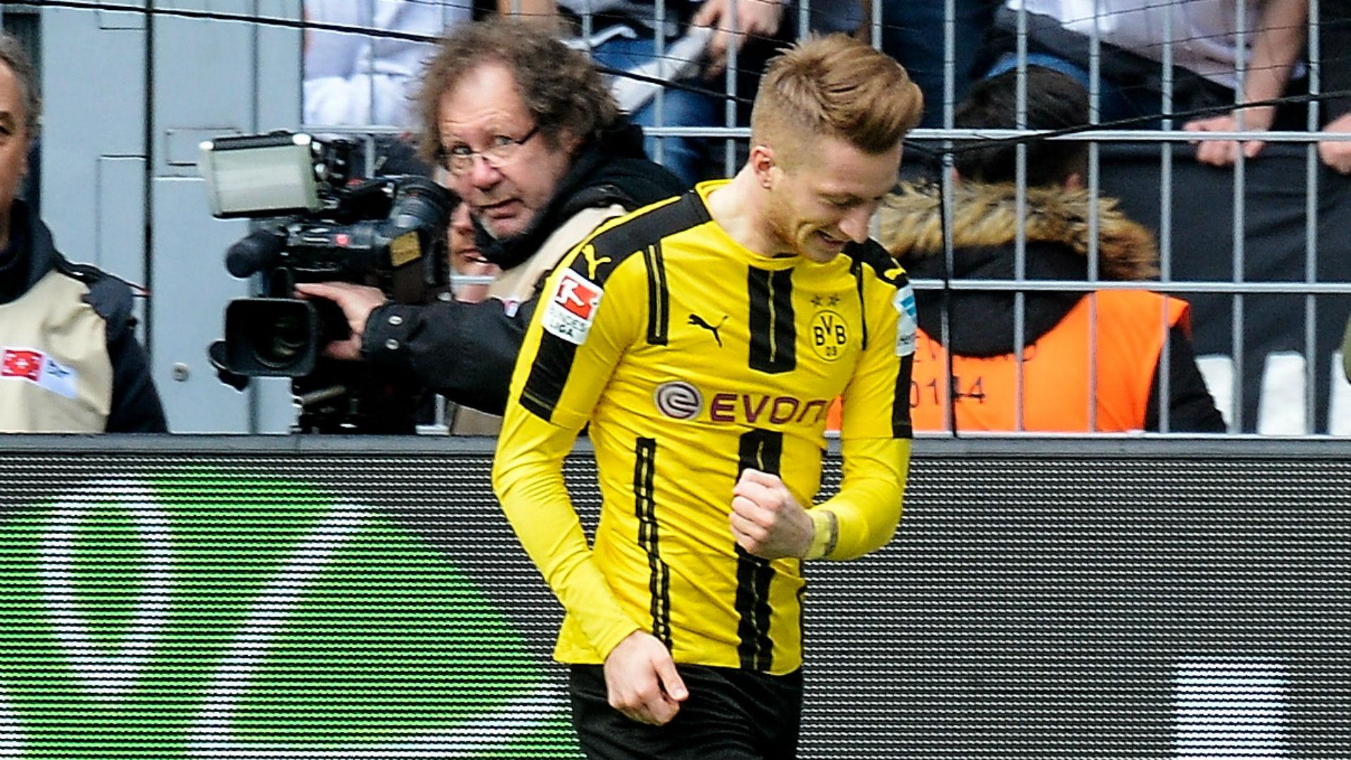 Marco Reus Borussia Dortmund Bundesliga 041517