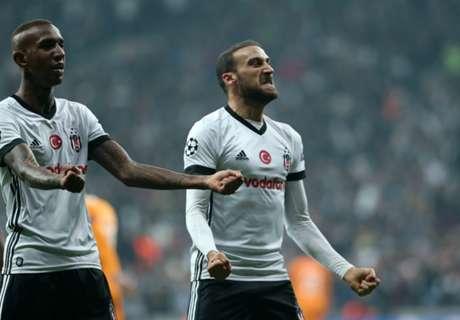 Besiktas geplaatst dankzij remise tegen Porto