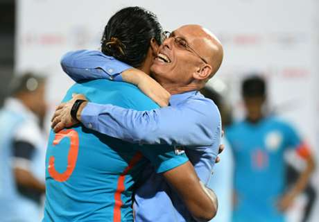 FIFA Rankings: India begin 2018 in 102nd position