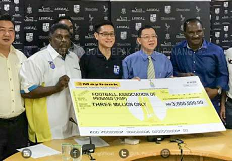 Penang appoints Zainal as new head coach