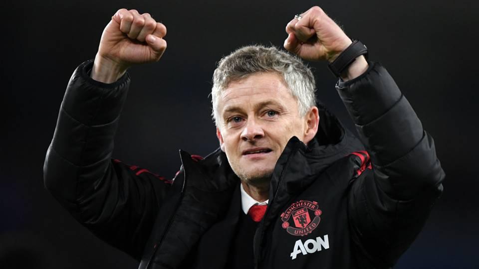 Ole Gunnar Solskjaer Cardiff vs Manchester United Premier League 2018-19