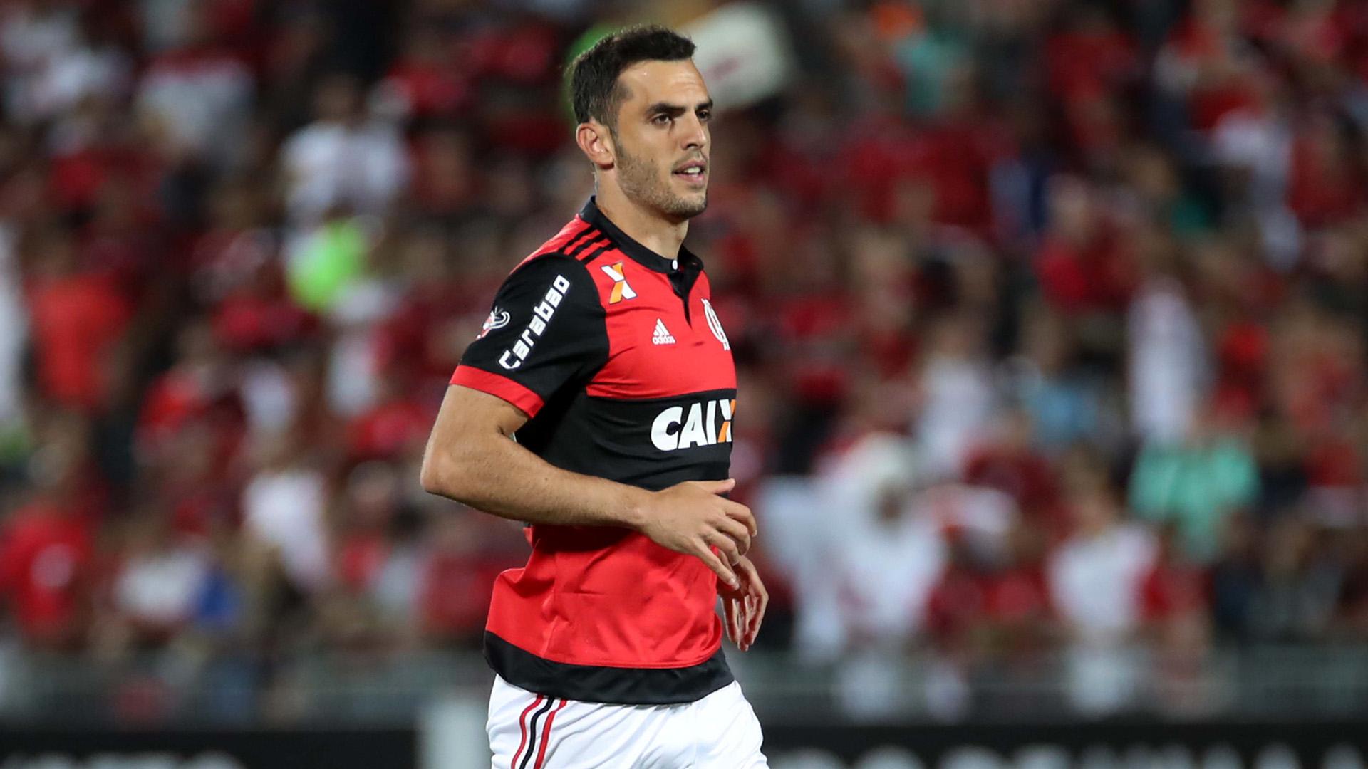 Exame detecta lesão, e Rhodolfo vira desfalque no Flamengo