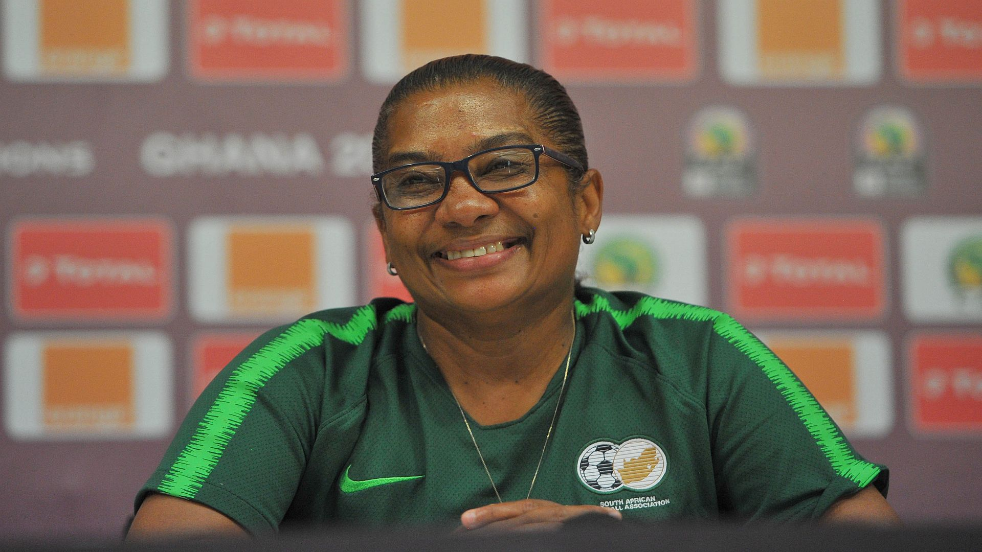 I've selected the best available players for Japan friendly - Banyana Banyana coach Ellis