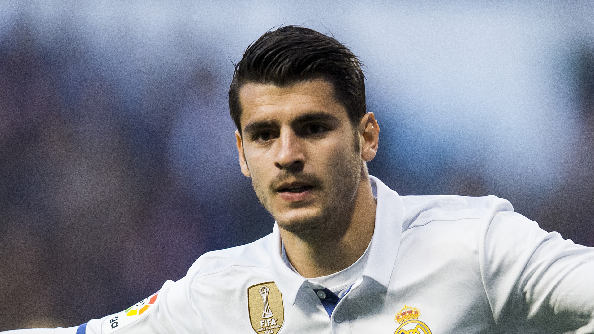 Milan not interested in Madrid's Morata
