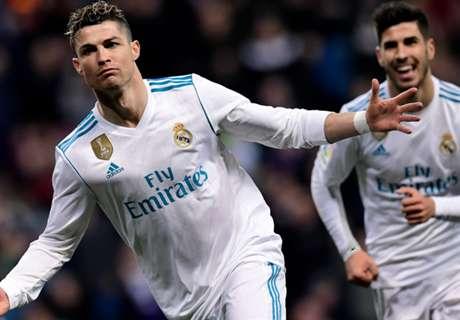 Ronaldo reaping rewards from Zidane's 4-4-2 change
