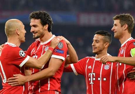 FC Bayern: Ein bisschen zu viel Geilheit