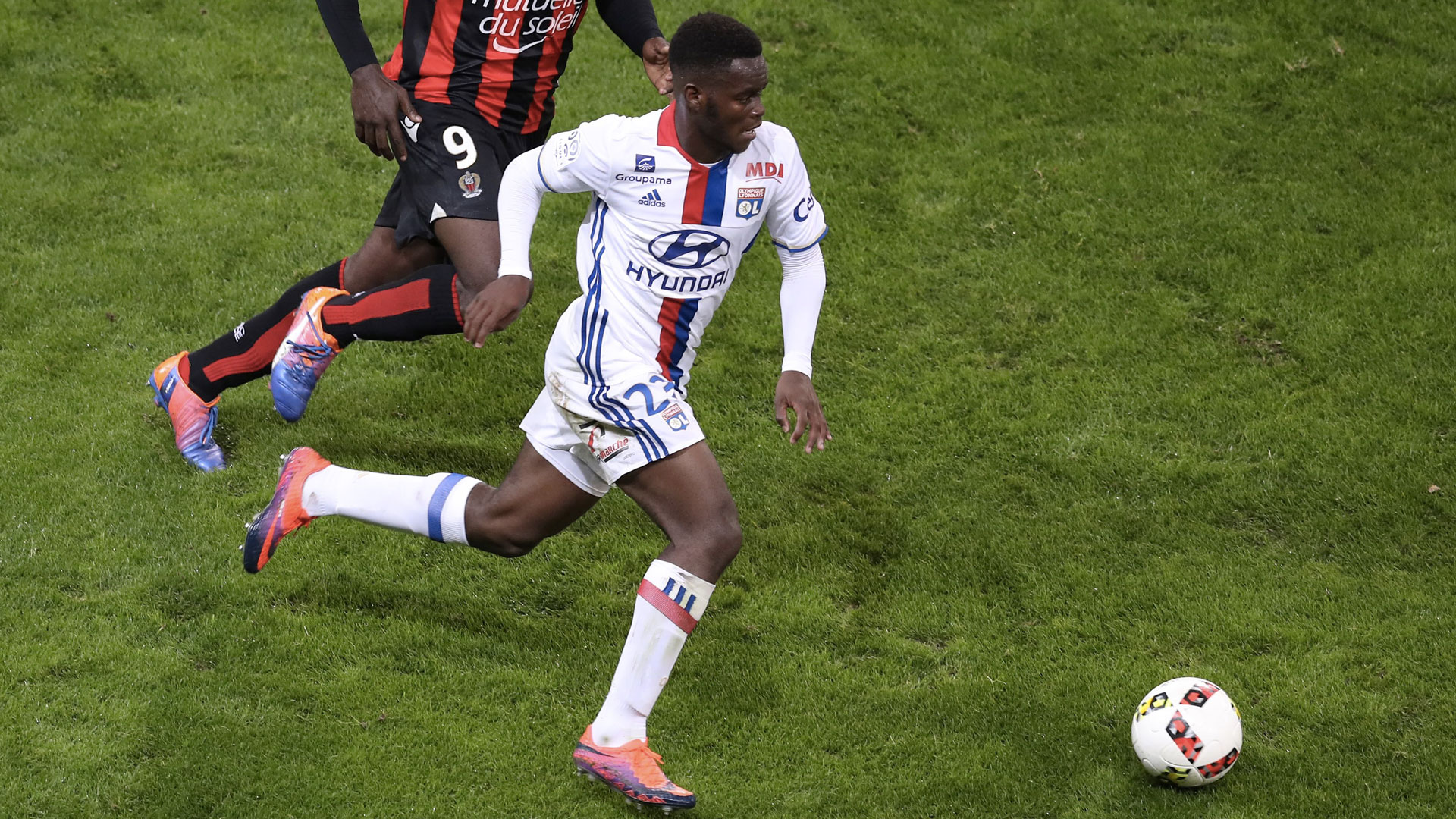 Gaspar va bien filer à Monaco — Lyon