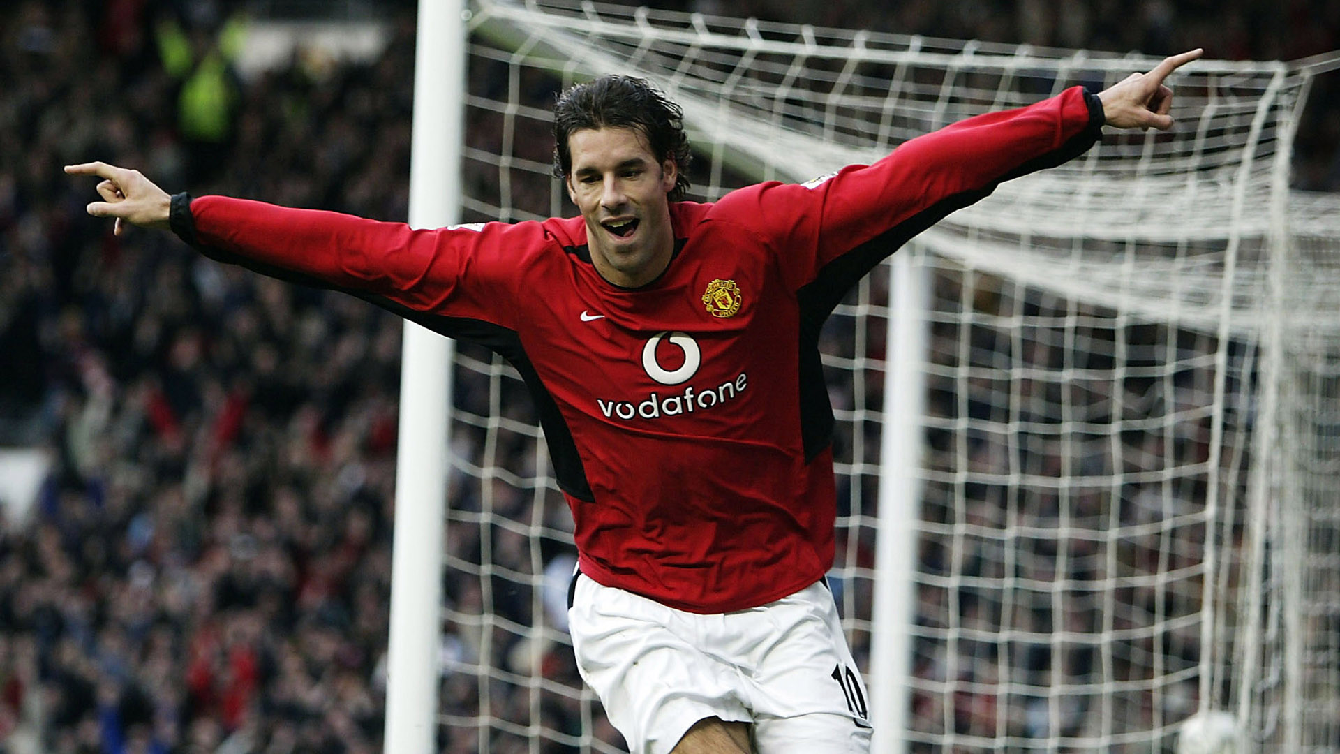 Ruud van Nistelrooy Manchester United Premier League