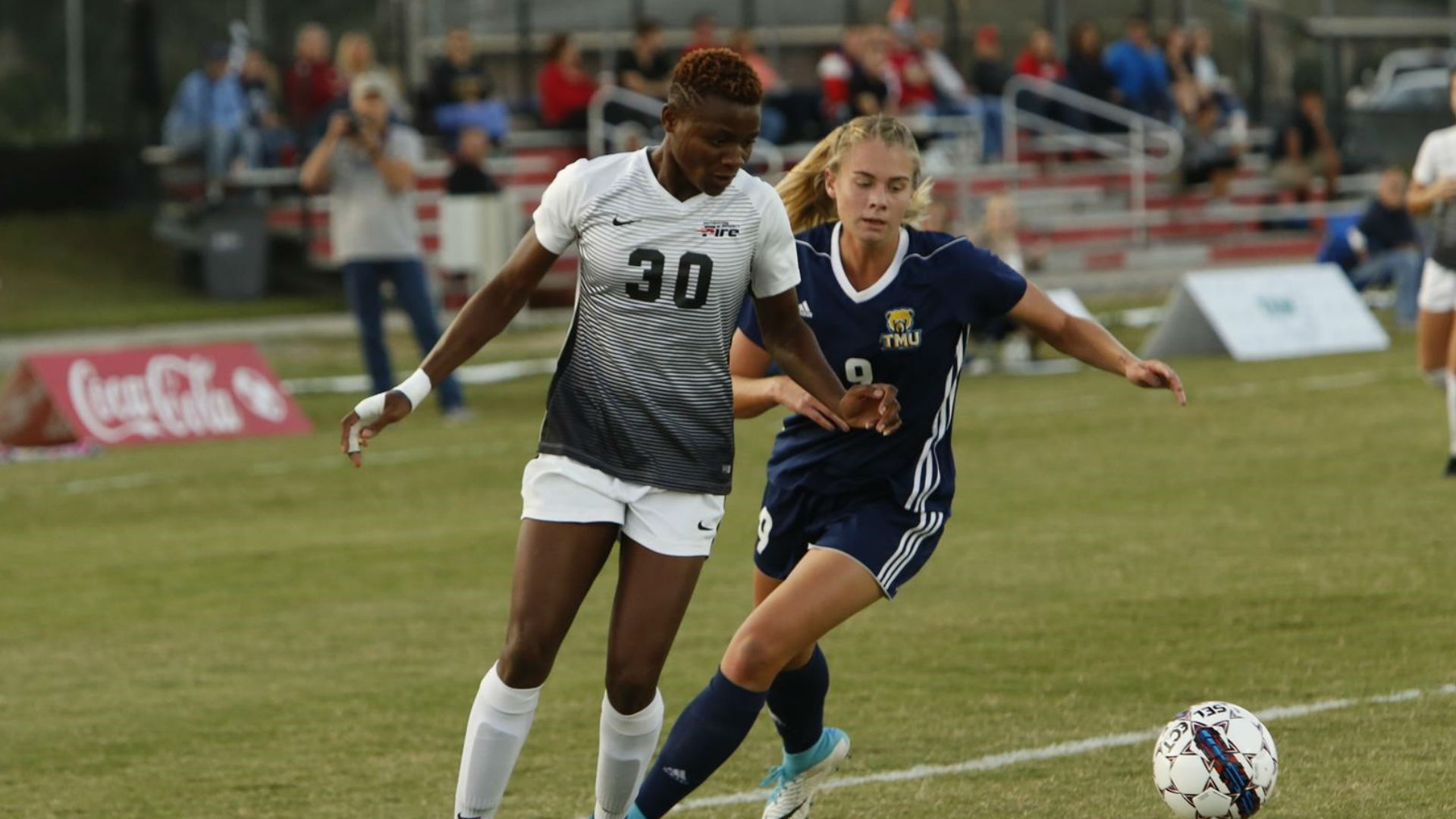 Uchenna Kanu's Pensacola battle Utah Royals Reserves for US Women's title