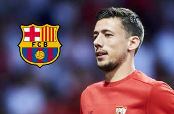 Lenglet set to complete €35m Barcelona move