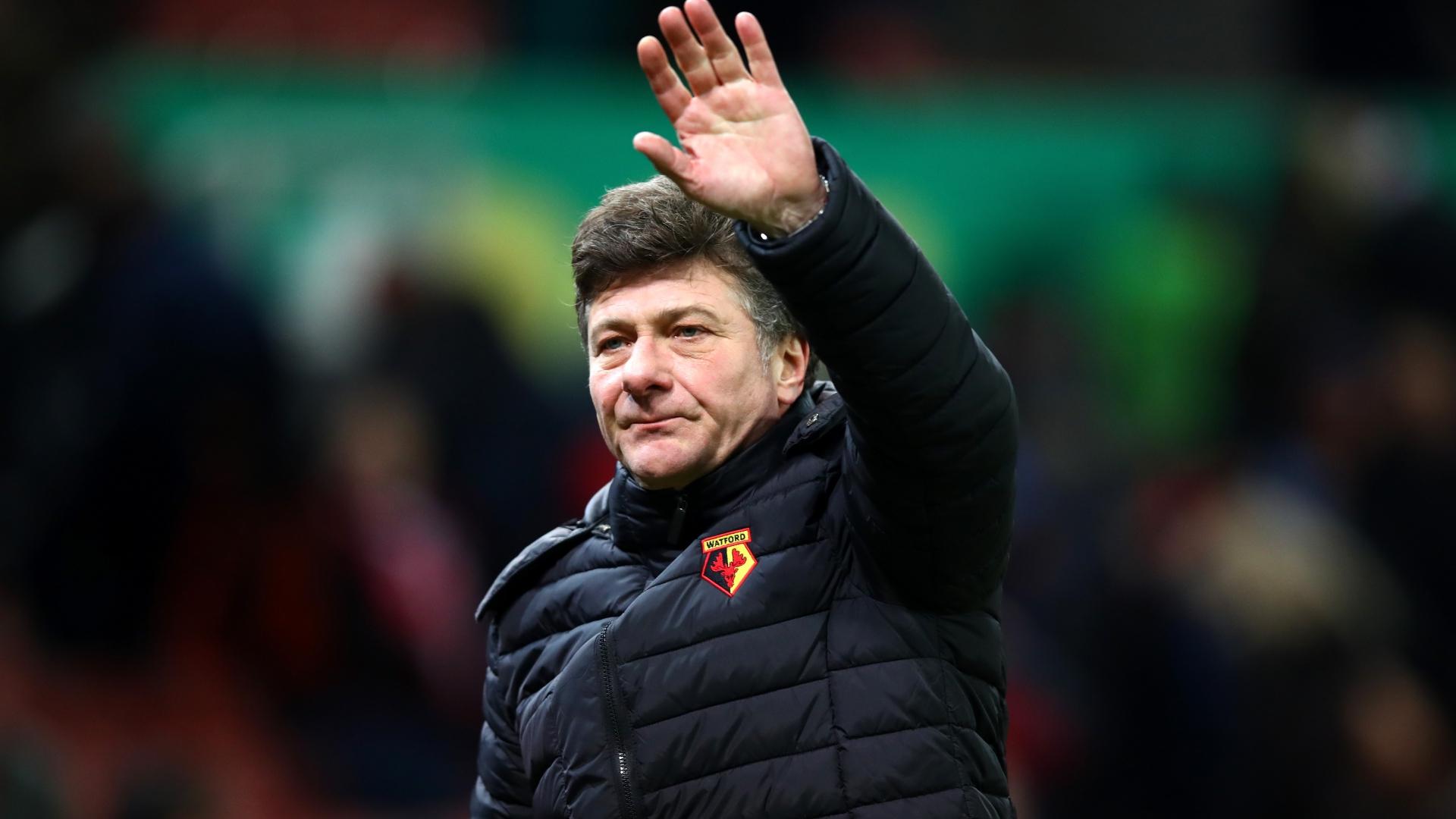 Un an après son arrivée, Walter Mazzarri quitte déjà Watford