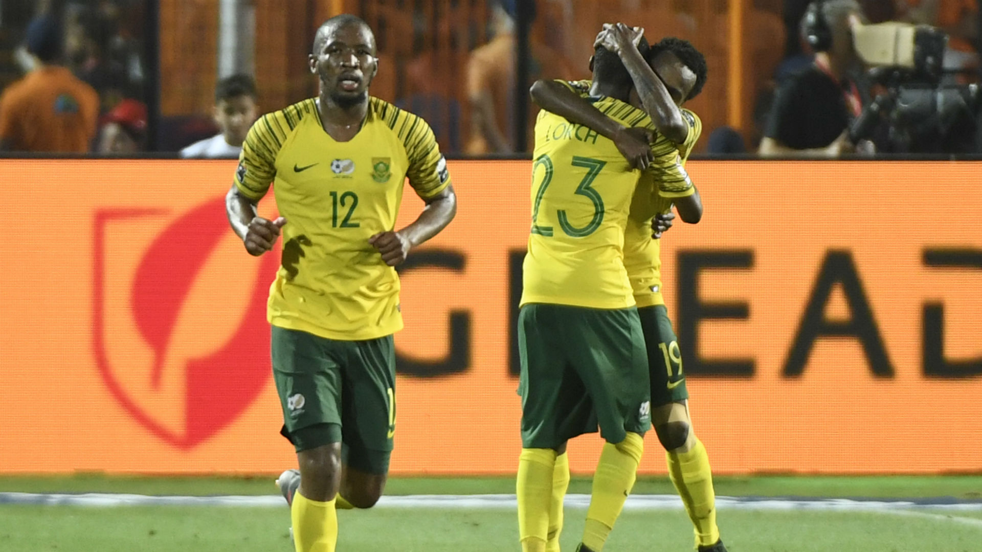 South Africa draw Ghana and Sudan in Group C of Afcon 2021 qualifiers