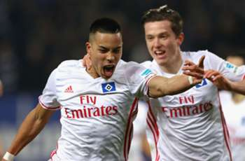 Bobby Wood signs extension with Hamburg through 2021