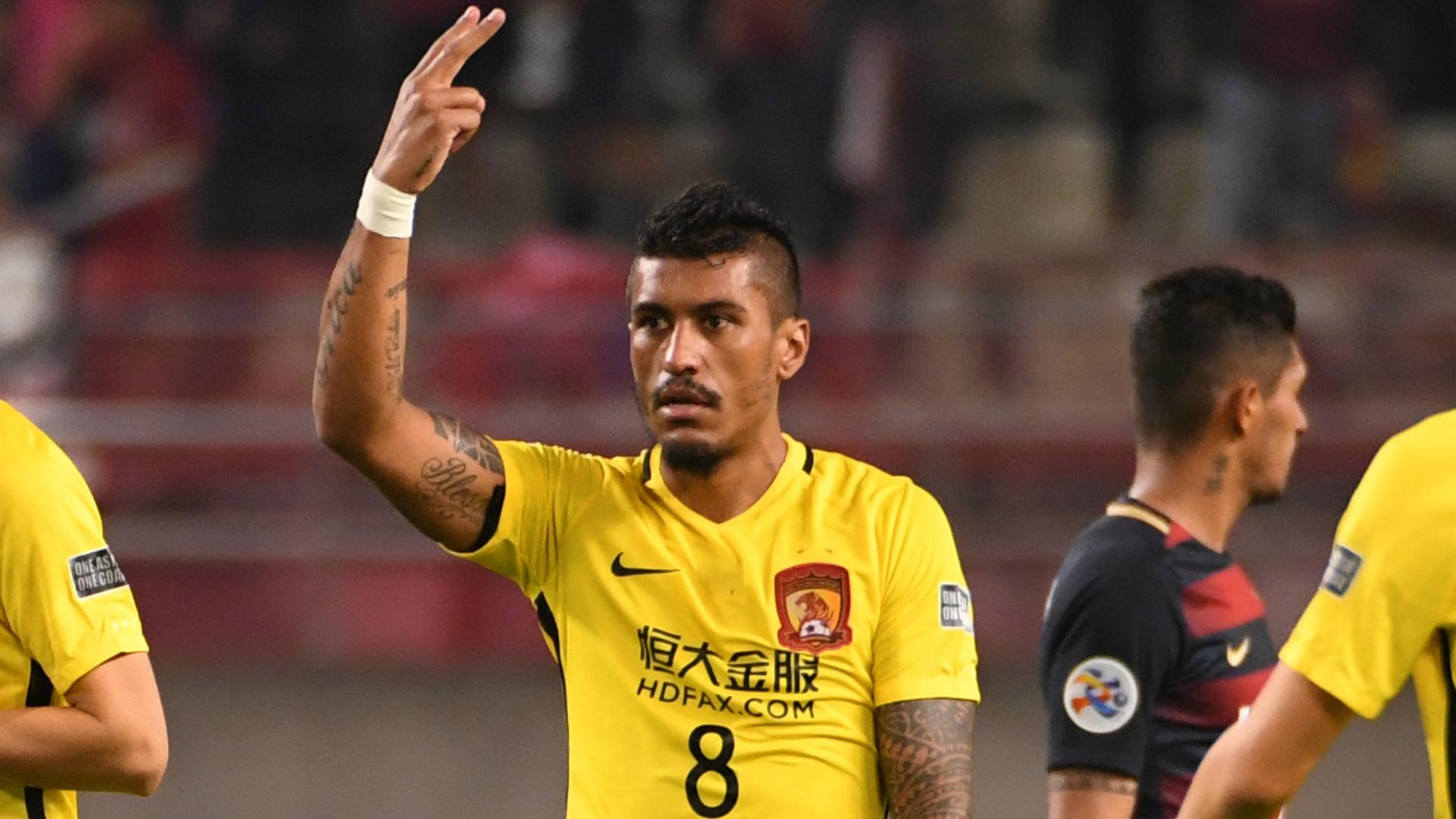 Paulinho Guangzhou Evergrande