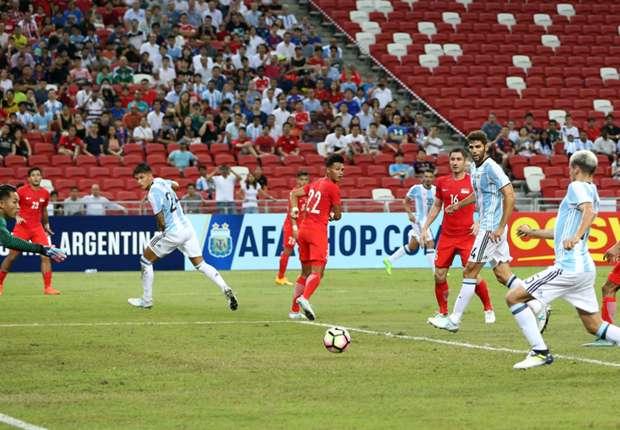 Federico Fazio Singapur Argentina 13062017