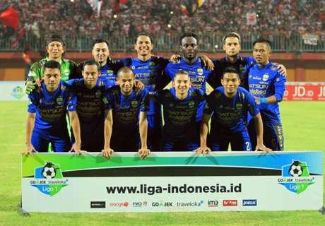 Persib Bandung Imbang Lagi