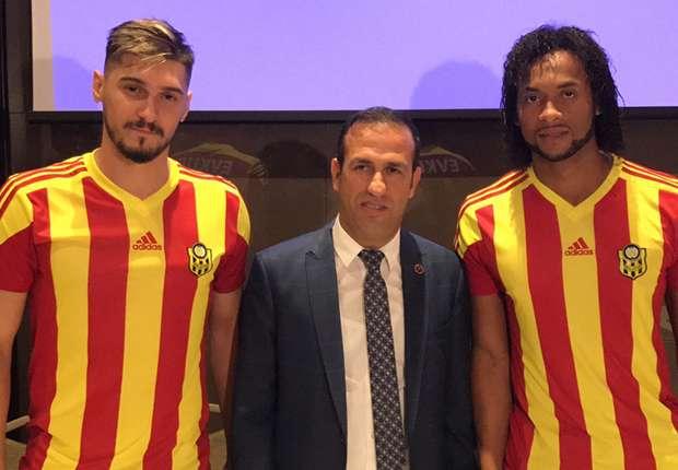 Yeni Malatyaspor, Arturo Mina ve Batuhan Altıntaş ile anlaştı