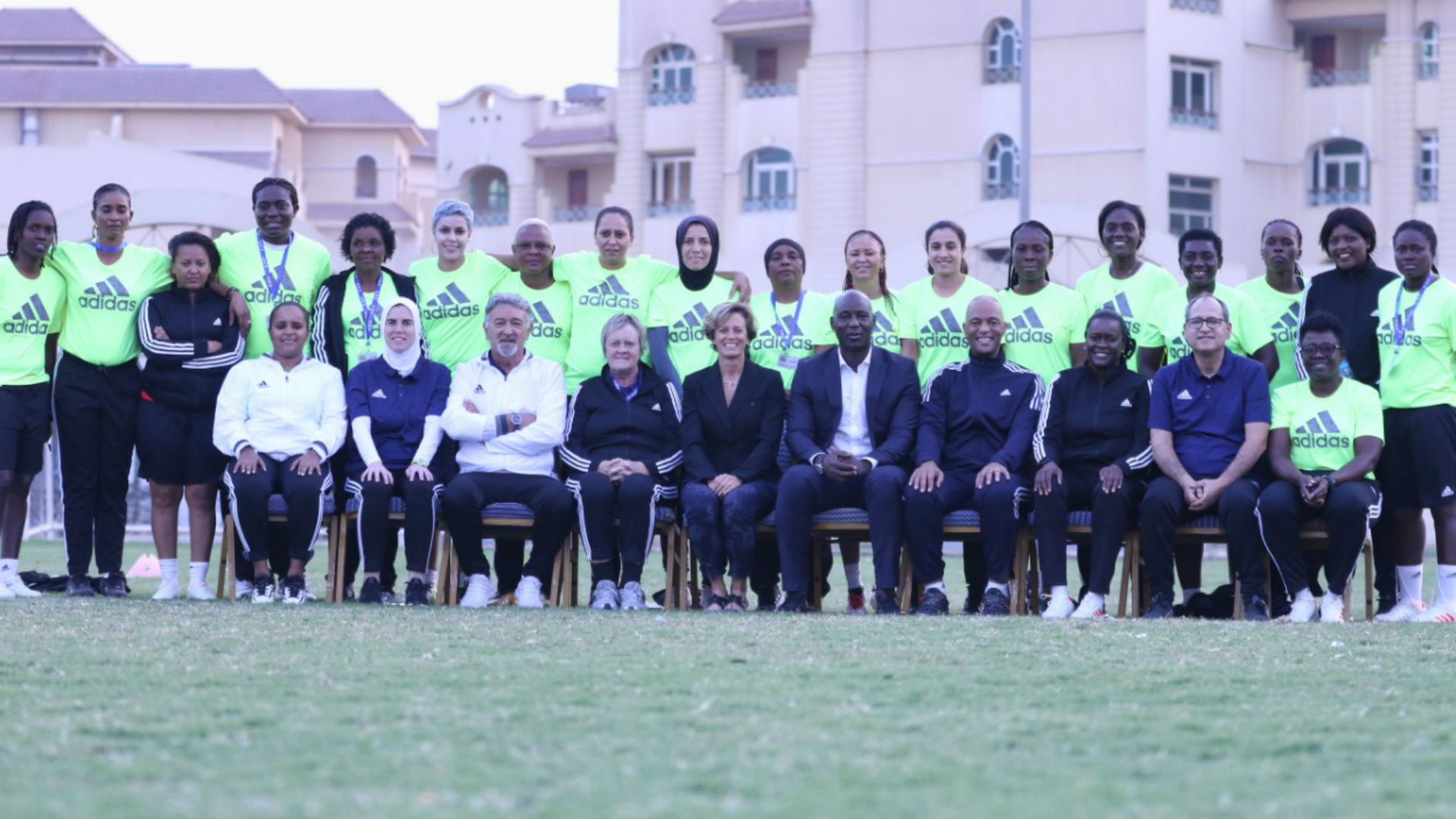 Caf organise instructor's course for African women coaches in Egypt