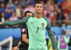 Mit Real Madrid gewann Cristiano Ronaldo die Champions League 2015/16 und verwandelte den entscheidenden Elfmeter im Finale, mit Portugal steht der Superstar im EM-Viertelfinale gegen Polen vor einer schweren, aber lösbaren Aufgabe.
