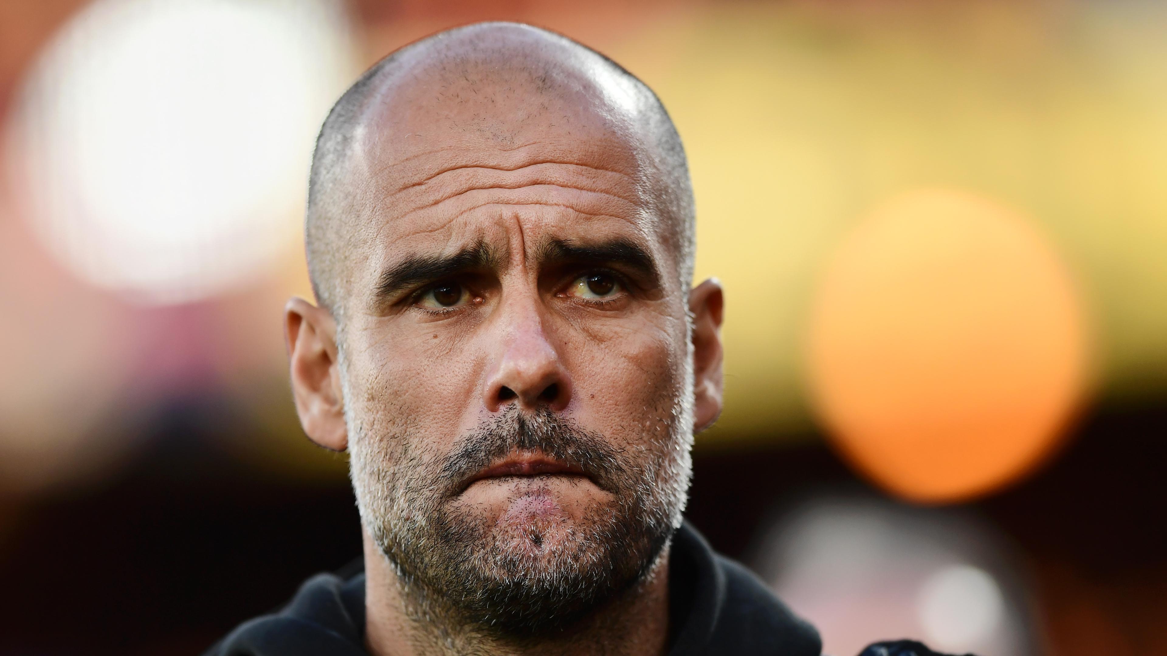 """Guardiola : """"Manchester City n'est pas prêt au succès en Ligue des champions"""""""