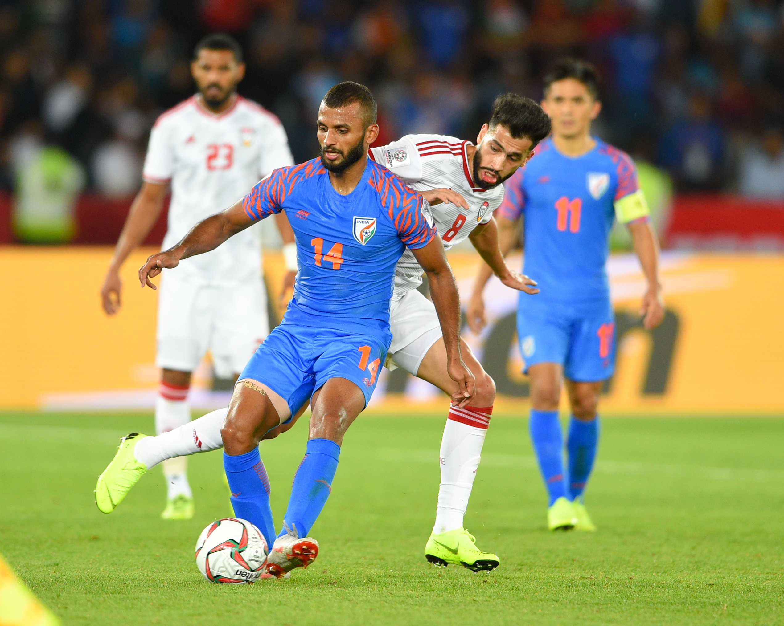 Guwahati and Kolkata to host world cup qualifiers against Oman and Bangladesh respectively