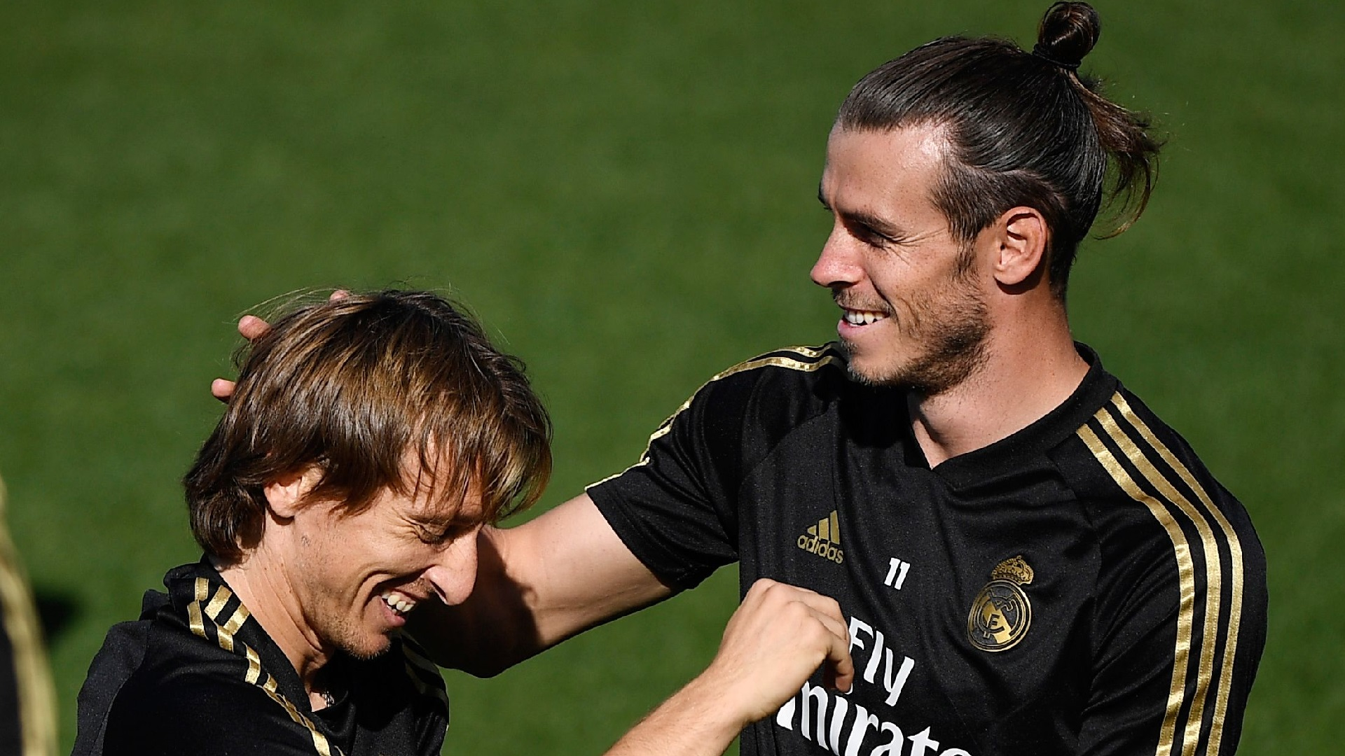 'Shy' Bale is popular and happy at Real Madrid, says Modric