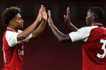 Arsenal's Under-23 side score superb team goal