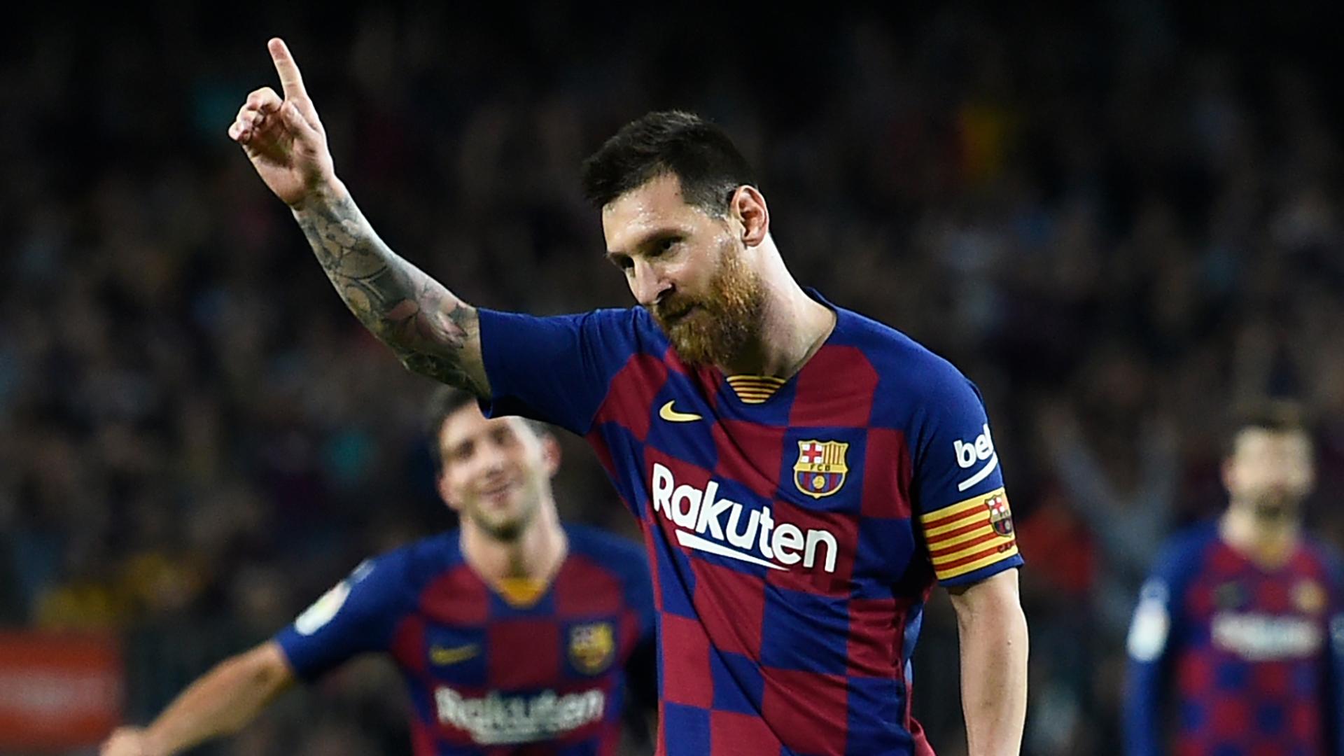 """Messi répond à Ronaldo : """"Je n'éprouve pas le besoin de quitter le meilleur club du monde"""""""