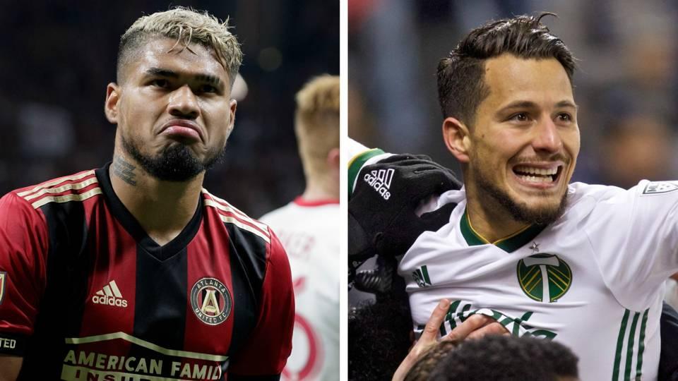 MLS Cup Split Image 2018