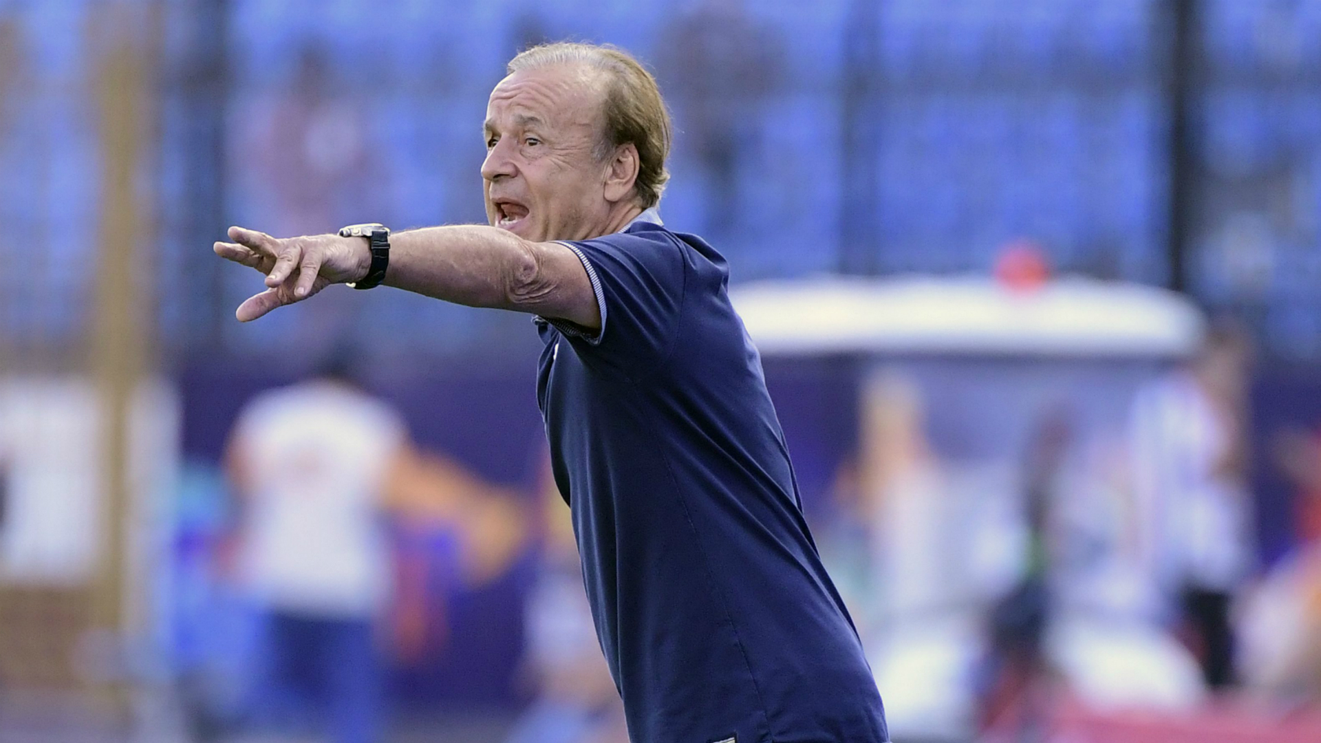 Afcon 2019: 'We are the second favourites' - Rohr hopes Nigeria can challenge Algeria