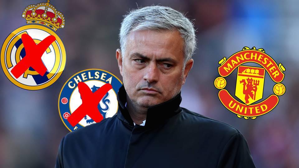 Jose Mourinho UCL graphic