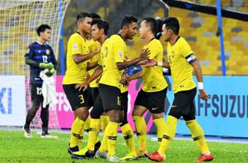 GALLERY: Malaysia in AFF Cup