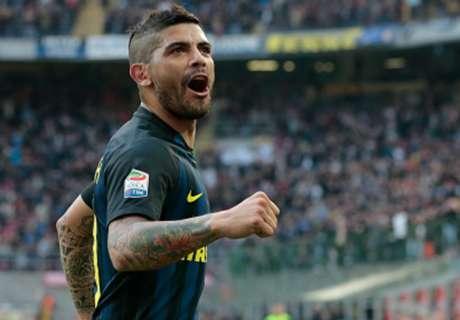 El Inter, 20 millones por Banega y Jovetic