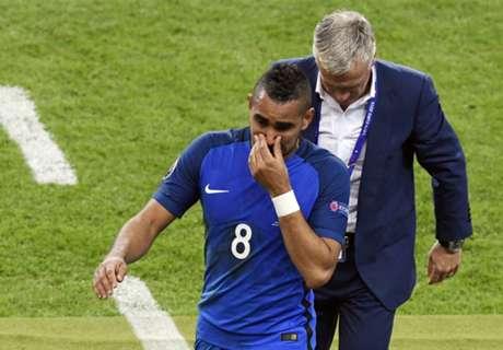 Euro 2016: Payet explica choro